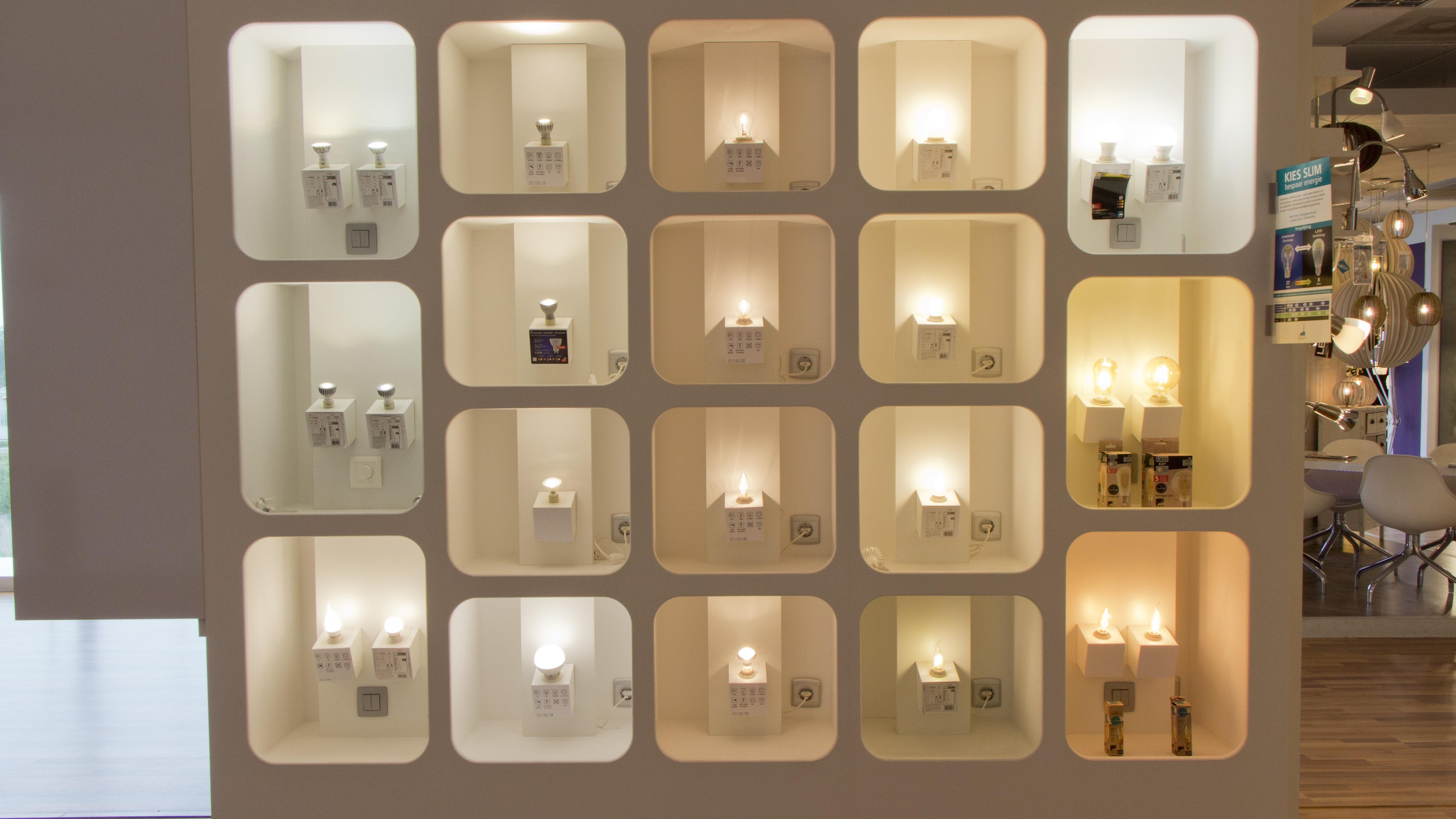 Impressie | EGLO showroom Oosterhout